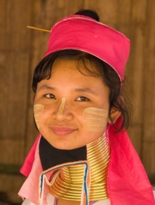 Beauty Secrets Of The Padaung